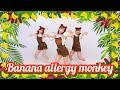"【HONEY POPCORN】OH MY GIRL BANHANA ""Banana allergy monkey""【Dance Cover / 踊ってみた】"