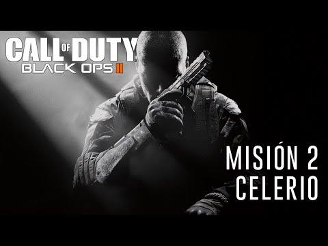 Call of Duty: Black Ops II - Misión 2: Celerio