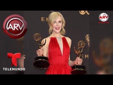 El beso que le dio Nicole Kidman a otro hombre y quedó captado en cámara   Al Rojo Vivo   Telemundo