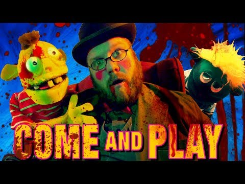 """Come and Play"" - Dr Moon Rat Films 2017"