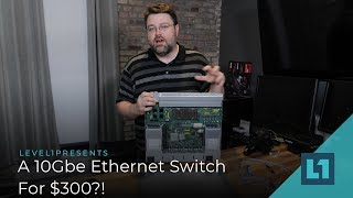 Arista 7050T - A 10Gb, 48 port Ethernet Switch For $300?! Tested.