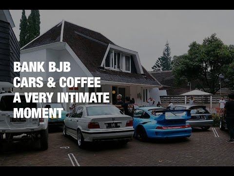 Bank BJB Cars & Coffee // A Very Intimate Moment