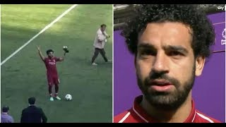 Why everyone booed Mohamed Salah after Liverpool vs Brighton