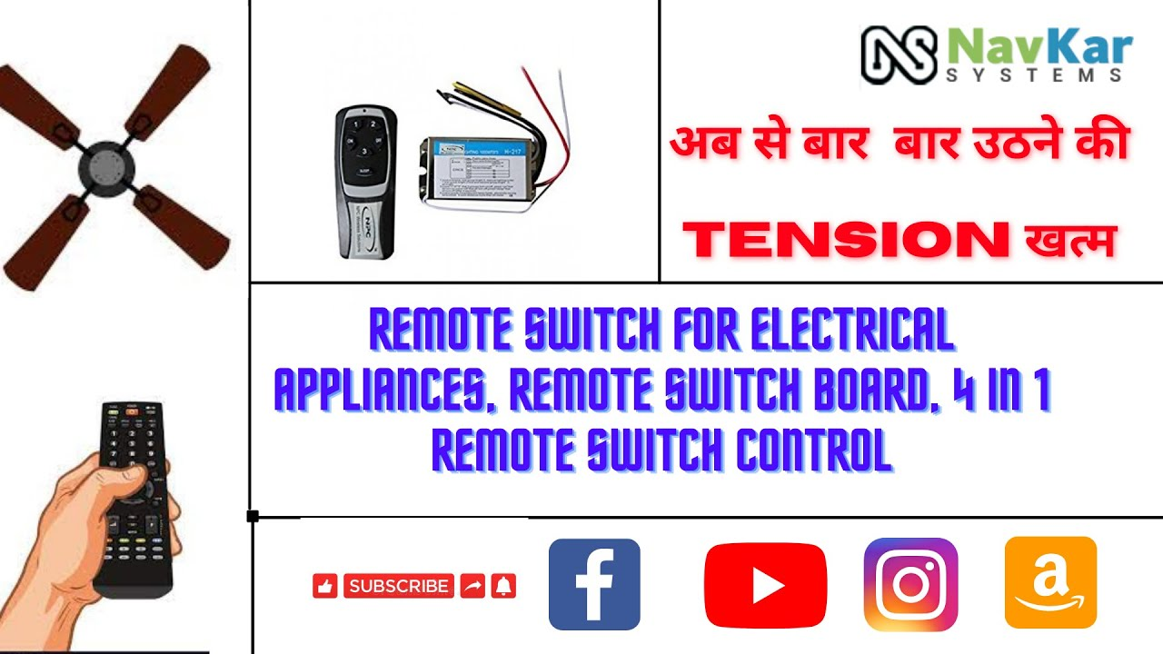Watch on ir remote controlled home appliances