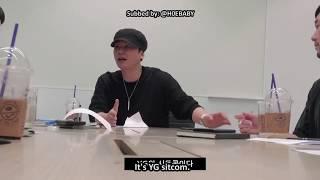 [ENGSUB] YG Sitcom - Planning Meeting