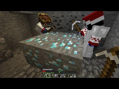 Minecraft Preživljavanje Na Ostrvu - Sezona 2 - Epizoda 3 - Previše Dijamanata