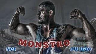 Alisson Araújo Ft. Mingo BOMBA - Ser Monstro ou não (Prod. Swag Beats Studios