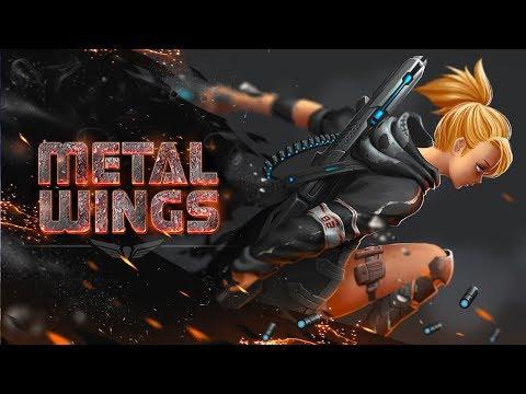 Metal Wings: Elite Force Android Gameplay (Beta Test)