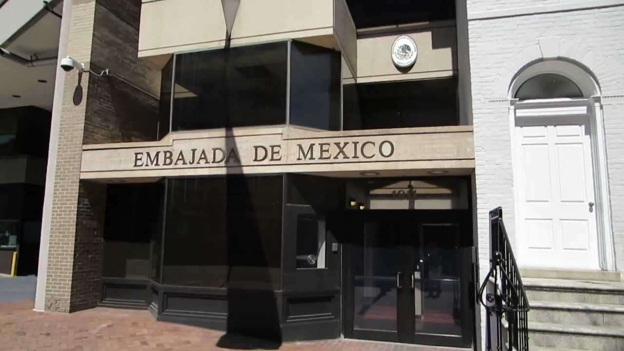The Embassy Of Mexico In Washington, D.C