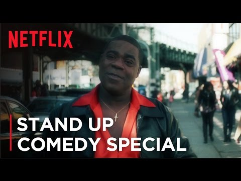 Tracy Morgan: Staying Alive    HD  Netflix