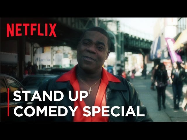 Tracy Morgan: Staying Alive   Official Trailer [HD]   Netflix