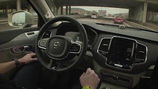 Ученые ЕС предлагают водителям убрать руки с руля   futuris