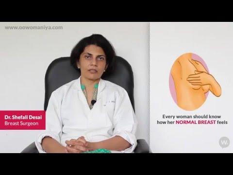 Symptoms of Breast Cancer | OoWomaniya Women's Health App
