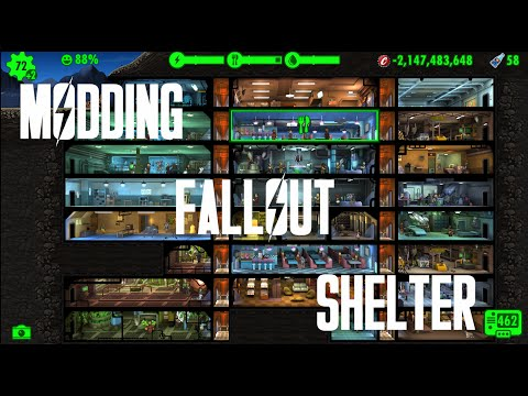 How To Mod Fallout Shelter Caps | PC