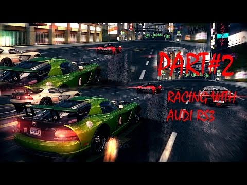 Asphalt 8 Airborne Part#2 Season 1 Racing With Audi RS 3