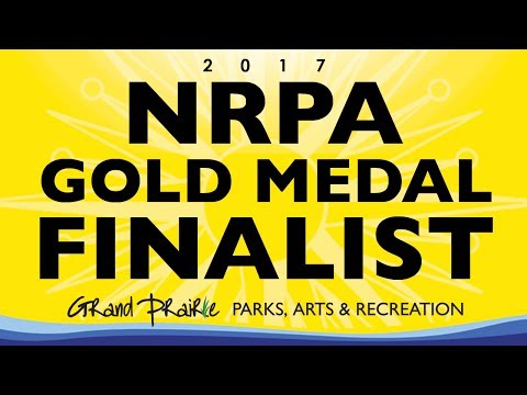 NRPA Gold Medal Video 2017