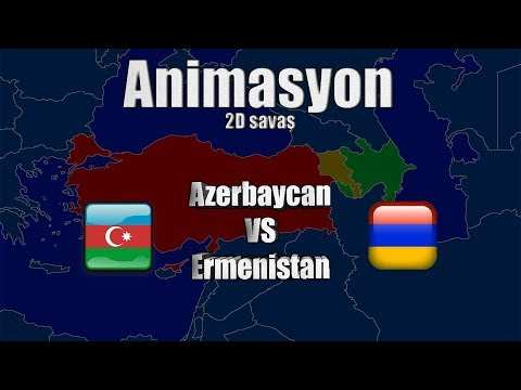 Azerbaycan Vs Ermenistan, Savaşırsa Ne Olur ? Bölüm #1 & Animasyon