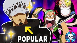 Trafalgar Law's INSANE Popularity | One Piece Discussion | Grand Line Review