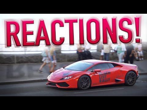 REACTION Video #17 : Niagara Falls--It