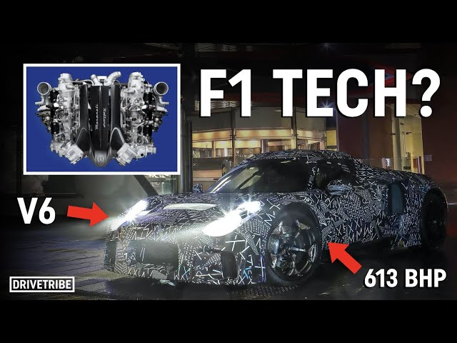 This is how the new Maserati MC20 will create 613bhp from its V6 using F1 tech