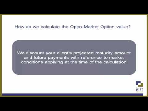 Fixed Term Annuity Working Example