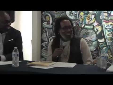 Gentrification & Urban Development—The N'Namdi Center for Contemporary Art—Detroit—April 16