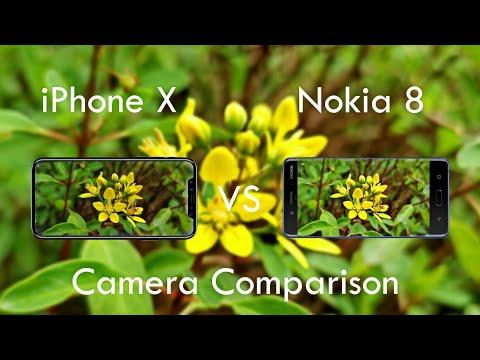 Download Youtube: iPhone X Vs Nokia 8 Camera Comparison