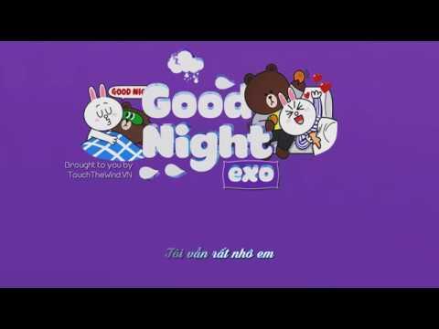 [VIETSUB] Good Night- EXO - Winter special...