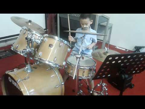 We Will Rock You Cover Tyrus Ng