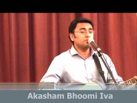 Akasham Bhoomi Iva | George & Anju Wedding | Benson Thomas