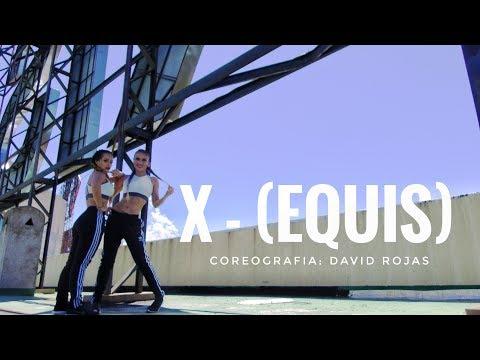 Nicky Jam x J. Balvin - X (EQUIS)   Coreografia David Rojas