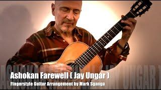 Ashokan Farewell / Jay Ungar / Fingerstyle Guitar Arrangement by Mark Sganga