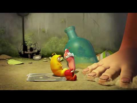 LARVA - BEST OF LARVA   Funny Cartoons for Kids   Cartoons For Children   LARVA Official WEEK 5 2017