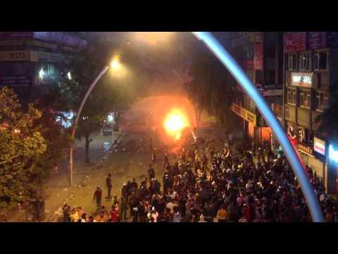 2 Haziran Ankara Gezi Parkı'na Destek Protestosu Görüntüleri