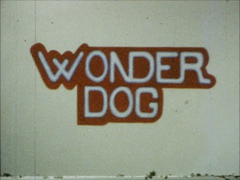 WONDER DOG parodie de 1980 de Wonder Woman avec Claire Chaplain