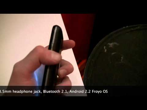 Hands-on the Verizon Motorola Bionic Android phone with 4G LTE and dual-core NVIDIA Tegra 2