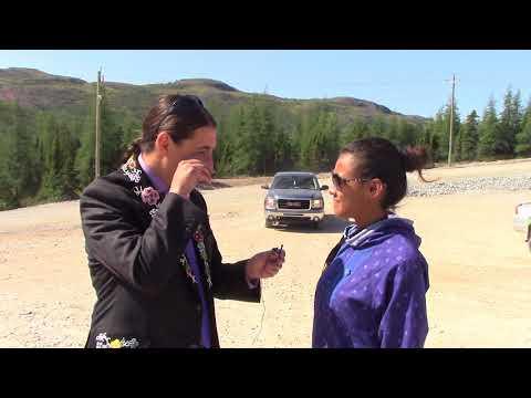 Sharon Ruben from NorthWest Territories
