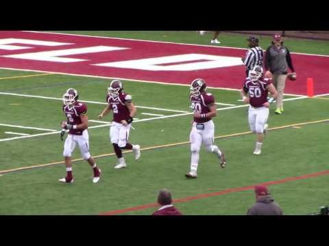 Springfield College Football - November 5, 2016
