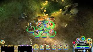 Dungeons and Dragons  Dragonshard Første 20 min PC