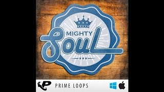 Real Motown Style Funk & Soul Samples - Analogue Processed