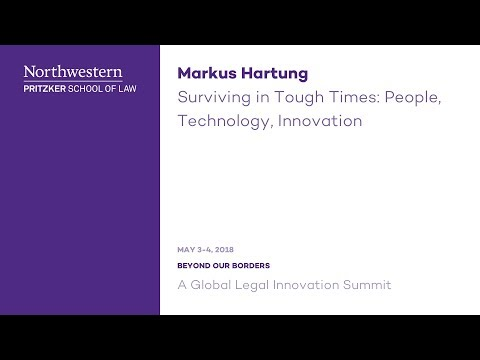 Surviving in Tough Times: People, Technology, Innovation | Beyond our Borders