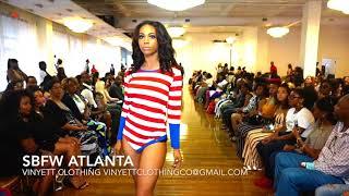 Gambar cover SMALL BOUTIQUE FASHION WEEK ATLANTA PRESENTS VINYETT CLOTHING