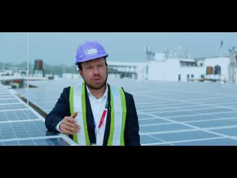 VDo Creative: Swiss Re, Bangalore Solar energy Initiative