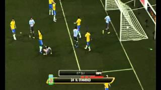 CONTEST SIRION Fifa 12 Brasile Argentina