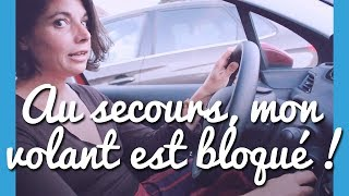 Au secours ! Mon volant est bloqué !!!! 😟 (#MiniVideo)