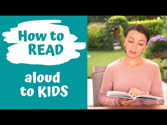 Reading Books Aloud for Kids - How to Read Books to Babies, Toddlers and Kids (Multilingual Family)