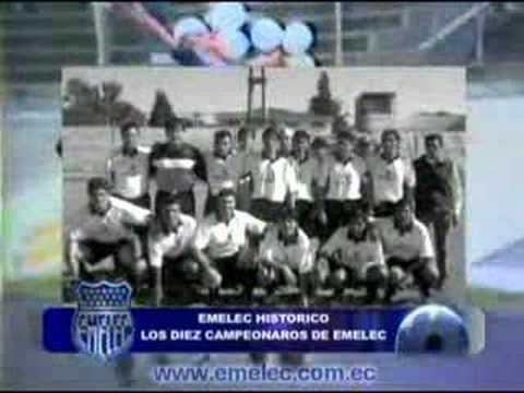 Breve historia del Club Sport Emelec