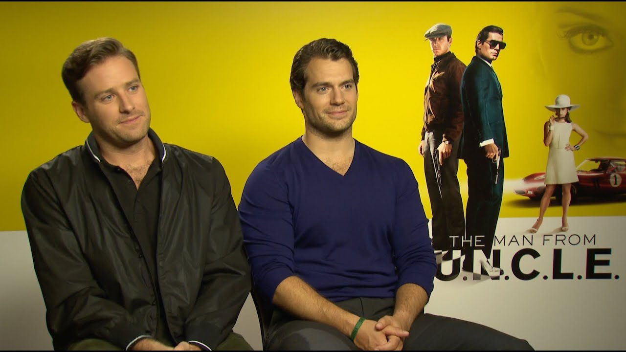 "The Man from U.N.C.L.E. Cast Plays ""Would You Rather"" - YouTube"