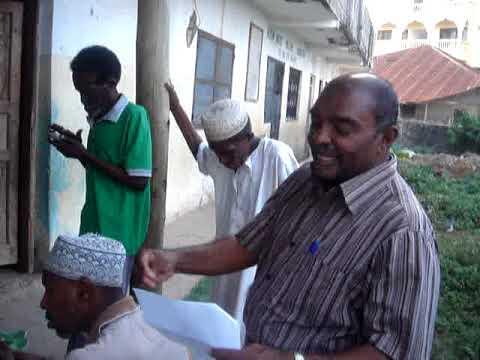 Traditional Games in Kenya - BAO GAME