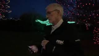 ChristmasTown at the Creation Museum 2018